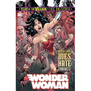 DC Comics WONDER WOMAN #79