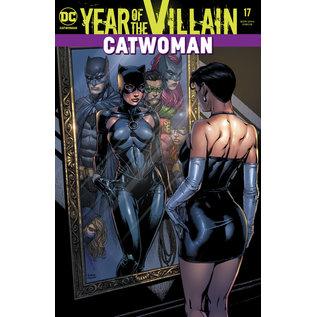 DC Comics CATWOMAN #17 YOTV ACETATE