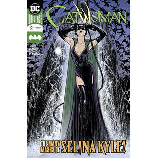 DC Comics CATWOMAN #18