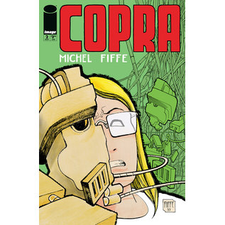 Image Comics COPRA #2 (MR)