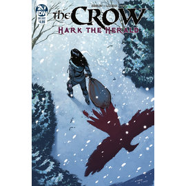 IDW PUBLISHING CROW HARK THE HERALD #1 SEELEY