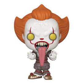 POP! IT CHAPTER 2: PENNYWISE W/ DOG TONGUE