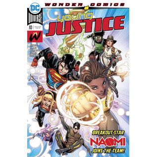 DC Comics YOUNG JUSTICE #10