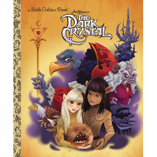 DARK CRYSTAL LITTLE GOLDEN BOOK (C: 0-1-0)