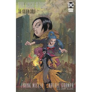 DC Comics DARK KNIGHT RETURNS THE GOLDEN CHILD #1