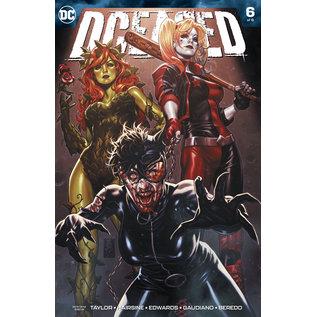 DC Comics DCEASED #6 (OF 6)