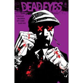 Image Comics DEAD EYES #2 CVR A MCCREA (MR)