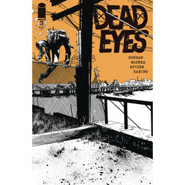 Image Comics DEAD EYES #3 CVR A MCCREA (MR)