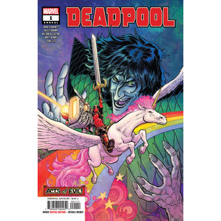 Marvel Comics DEADPOOL ANNUAL #1