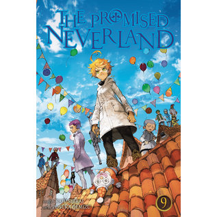 PROMISED NEVERLAND GN VOL 09 (C: 1-0-1)