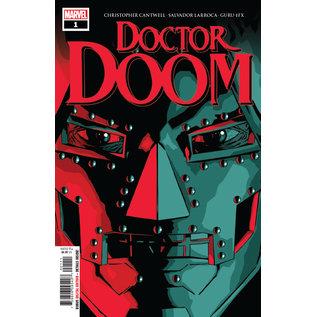 Marvel Comics DOCTOR DOOM #1 (2020)