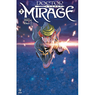 DOCTOR MIRAGE #2 (OF 5) CVR A TAN