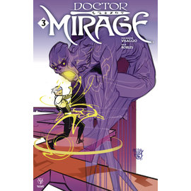 DOCTOR MIRAGE #3 (OF 5) CVR C FERRY