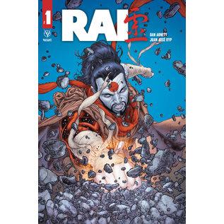 RAI (2019) #1 CVR A RYP