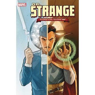 Marvel Comics DR STRANGE #01 (2020)