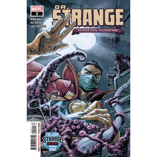 Marvel Comics DR STRANGE #02 (2020)