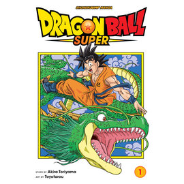 DRAGON BALL SUPER GN VOL 01 (C: 1-0-1)