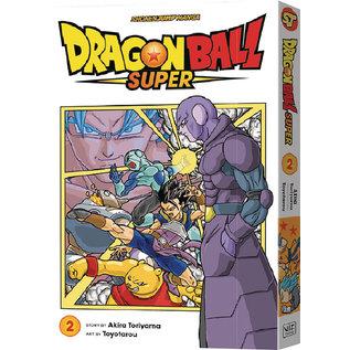 DRAGON BALL SUPER GN VOL 02 (C: 1-0-1)