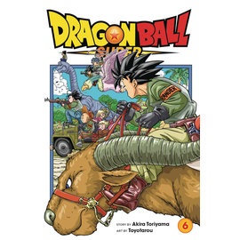 DRAGON BALL SUPER GN VOL 06 (C: 1-0-1)