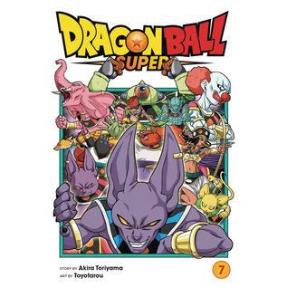 DRAGON BALL SUPER GN VOL 07 (C: 1-0-1)