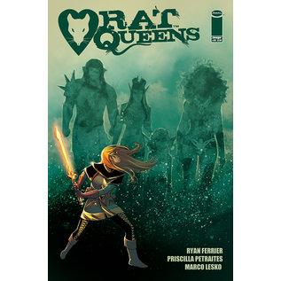 Image Comics RAT QUEENS #19 (MR)