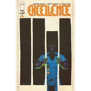 Image Comics EXCELLENCE #4 CVR A RANDOLPH & LOPEZ