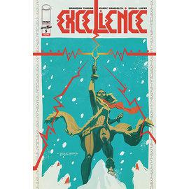 Image Comics EXCELLENCE #5 CVR A RANDOLPH