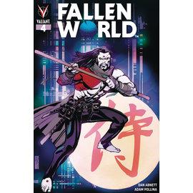 FALLEN WORLD #4 (OF 5) CVR A LEONARDI