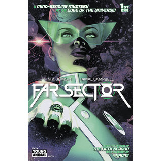 DC Comics FAR SECTOR #1 (OF 12) (MR)