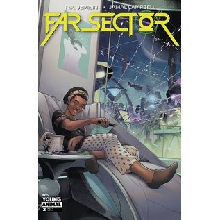 DC Comics FAR SECTOR #2 (OF 12) (MR)