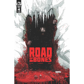 IDW PUBLISHING ROAD OF BONES #4 (OF 4) CVR A CORMACK