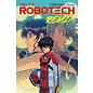 Titan Comics ROBOTECH REMIX #4 CVR A DAMASO
