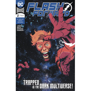 DC Comics FLASH FORWARD #2 (OF 6)