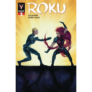 ROKU #3 (OF 4) CVR A KALVACHEV