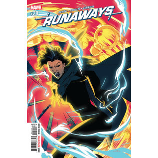 Marvel Comics RUNAWAYS #28 (2020)