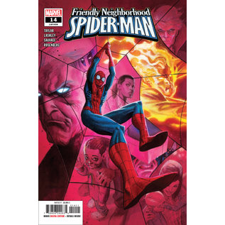 Marvel Comics FRIENDLY NEIGHBORHOOD SPIDER-MAN #14
