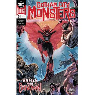 DC Comics GOTHAM CITY MONSTERS #3 (OF 6)