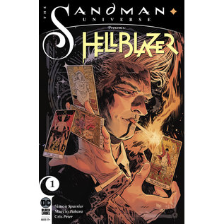 DC Comics SANDMAN UNIVERSE SPECIAL HELLBLAZER #1