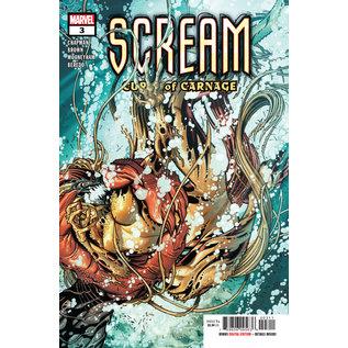 Marvel Comics SCREAM CURSE OF CARNAGE #3