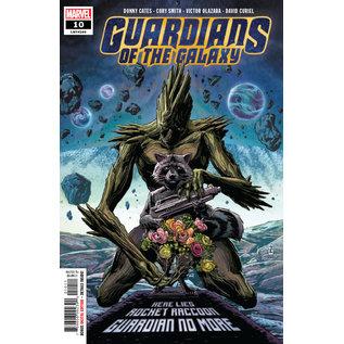 Marvel Comics GUARDIANS OF THE GALAXY #10