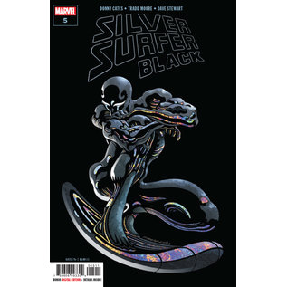 Marvel Comics SILVER SURFER BLACK #5 (OF 5)