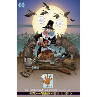 DC Comics HARLEY QUINN #67 VAR ED YOTV