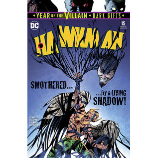 DC Comics HAWKMAN #15 YOTV DARK GIFTS