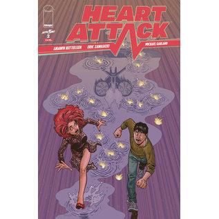 Image Comics HEART ATTACK #2 (MR)