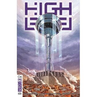DC Comics HIGH LEVEL #6 (MR)