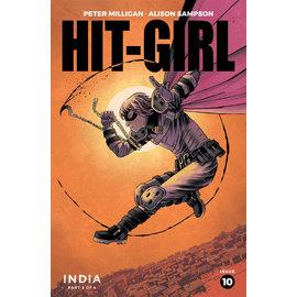Image Comics HIT-GIRL SEASON TWO #10 CVR A SHALVEY (MR)