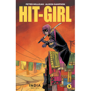 Image Comics HIT-GIRL SEASON TWO #9 CVR A SHALVEY (MR)