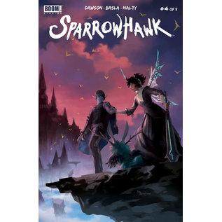 SPARROWHAWK #4 (OF 5)