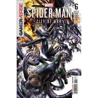 Marvel Comics SPIDER-MAN CITY AT WAR #6 (OF 6)