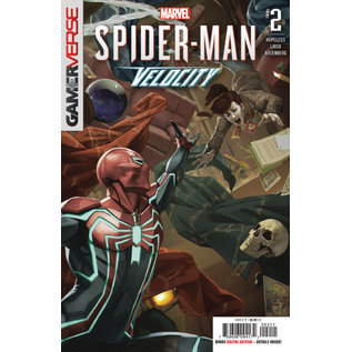 Marvel Comics SPIDER-MAN VELOCITY #2 (OF 5)